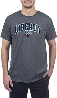 Elite Fan Shop Men's Short Sleeve T-shirt Charcoal Gray Arch Short Sleeve T-shirt Charcoal Gray