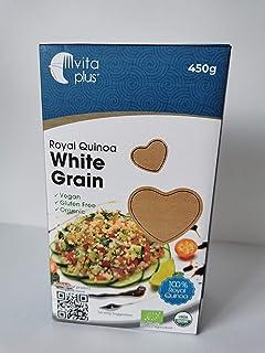 Vitaplus+ Royal Organic Quinoa White Grain - 500 gm