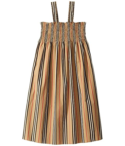 Burberry Kids Junia Dress (Little Kids/Big Kids)