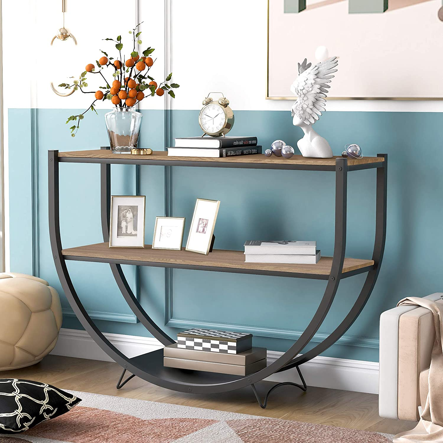 Console Table Living Room Many Outlet ☆ Free Shipping popular brands Rustic Furniture Decoration Industrial