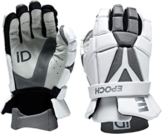 Epoch iD Lacrosse Gloves for Attack, Middie and Defensemen