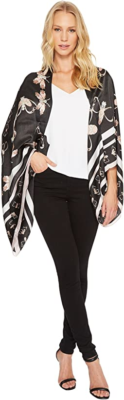 Ted Baker - Queen Bee Cape Scarf