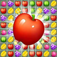 Fruit Blast Mania - Crush and match by connect three or more fruit heroes to make sweet blasting fun!