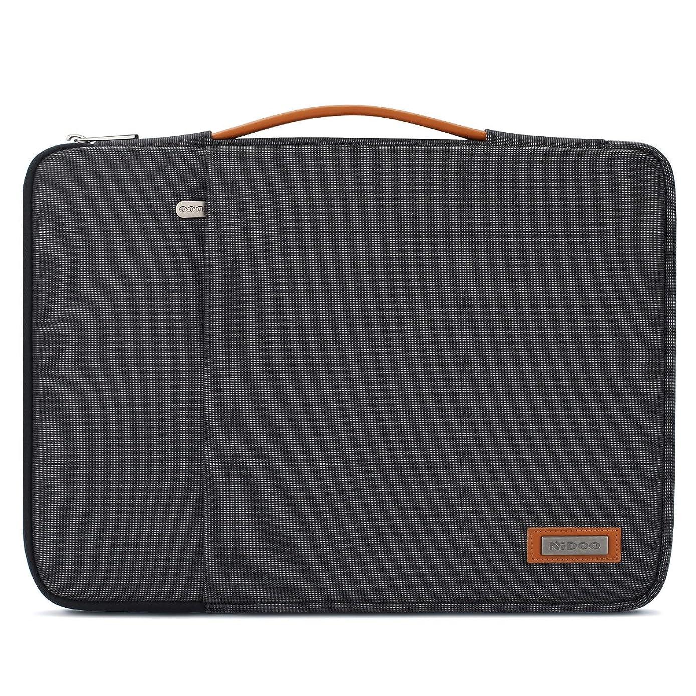 NIDOO 14 Inch Laptop Sleeve Case Notebook Bag Protective Handbag for 14