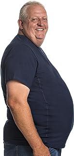 70d1ac395 Amazon.es: tallas grandes hombre - Camisetas deportivas / Ropa ...