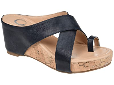 Journee Collection Comfort Foam Rayna Wedge Sandal