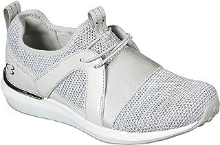 Concept 3 by Skechers Women's Made Pretty Mesh Slip-On Sneaker