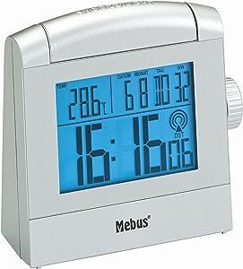 Mebus 51471 - Réveil numérique