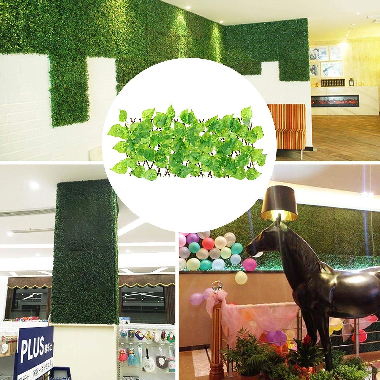 Escaleras Patios Para Balcones Valla De Privacidad Restaurantes Paredes Goma De Jard/ín Pantalla De Valla De Privacidad Seto De Eneldo Verde Ventanas Valla De Madera Artificial Retr/áctil