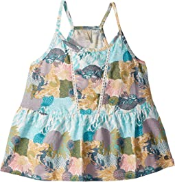 Roxy Kids Sweet Soul Strappy Top (Toddler/Little Kids/Big Kids)