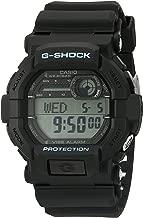 Casio Men's G-Shock GD350-1C Black Resin Sport Watch