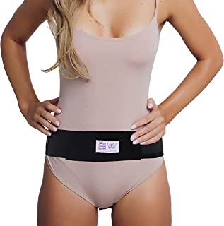 Everyday Medical SI Belt - Sacroiliac Joint Belt for Men and Women I Hip Support Brace - Support and Alleviate Si Joint, Pelvis, Sacral, Sacrum, Hip and Sciatica Pain and Discomfort - Large/XLarge