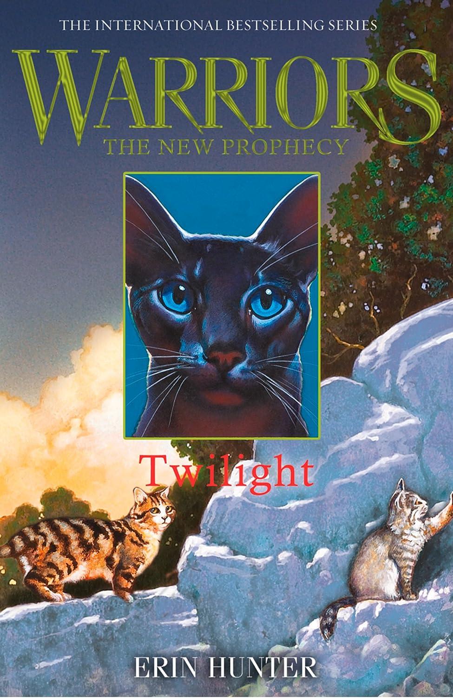 愛鮫オーバードローTWILIGHT (Warriors: The New Prophecy, Book 5) (English Edition)