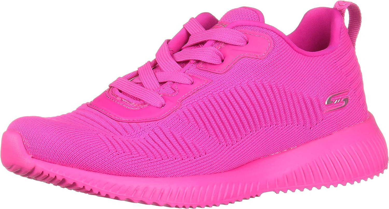 Skechers Women's BOBS Sport Squad - Color Crash Sneaker