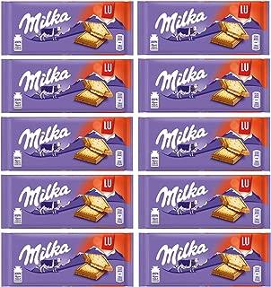 Milka LU Biscuit 87g (10-pack)