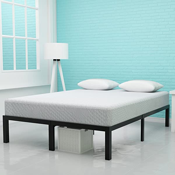 Olee Sleep 6 Inch Saturn Memory Foam Mattress Twin XL 06FM01X
