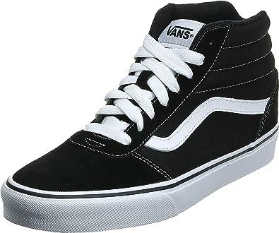 Vans Ward Hi Suede/Canvas mens Sneaker