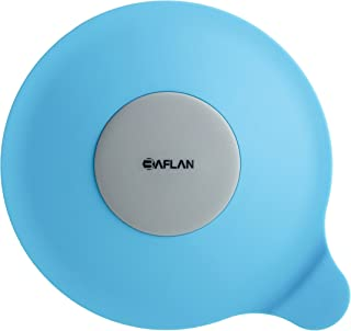 Silicone Tub Stopper - Bathtub Drain Plug for Bathroom, Kitchen and Laundry - Aqua