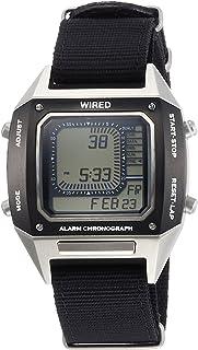 [セイコーウォッチ] 腕時計 ワイアード SOLIDITY AGAM403 ブラック