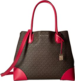 MICHAEL Michael Kors - Mercer Corner Large Center Zip Tote