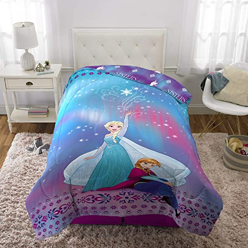 Full Size Frozen Comforter Set Amazon Com