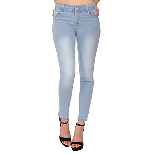 a522a58a Ankle Length Jeans: Buy Ankle Length Jeans Online at Best Prices in ...