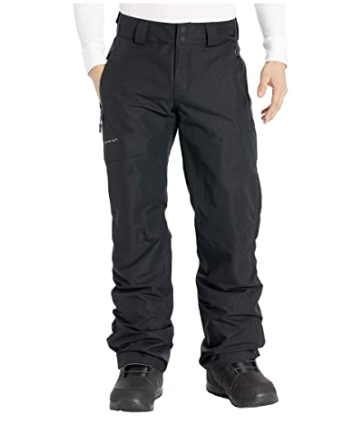 Obermeyer Chandler Shell Pants (Black) Men