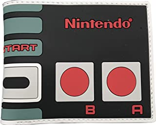 Pop Game NES Classic Controller Character Bifold Wallet