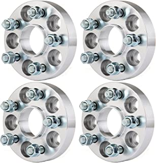 SCITOO 5 Lug 5x100 4X 1 25mm 5x100mm 12x1.25 Studs Hubcentric Wheel Spacers Compatible with Scion FR-S Subaru Outback Subaru BRZ Baja Forester Impreza Legacy