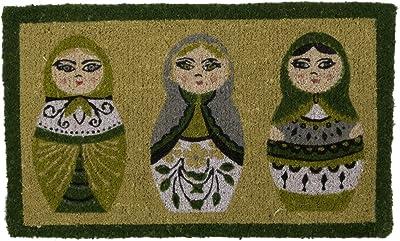 Now Designs Doormat, Baboushka