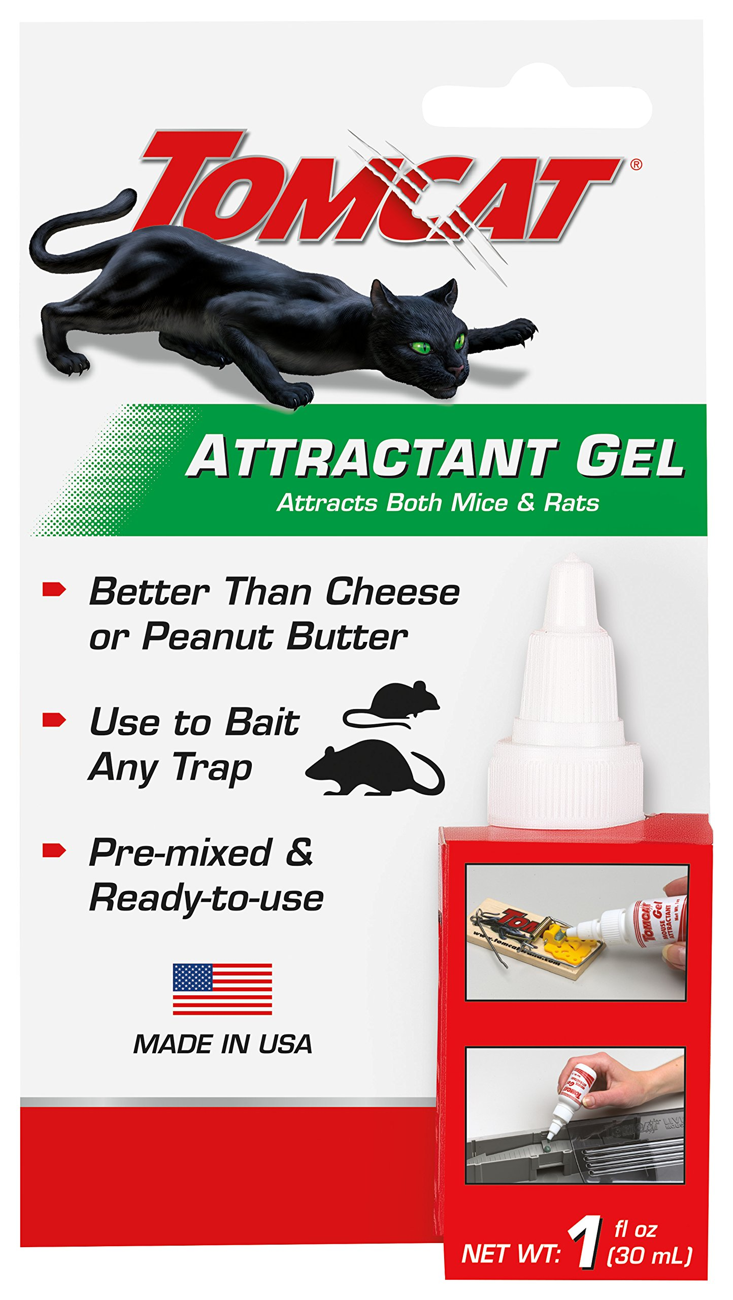 Tomcat Mouse Attractant Pre Mixed 0362210