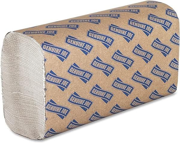 Genuine Joe GJO21100 Multifold Towels 9 5 X 9 10 Pack Of 16