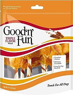 Good 'N' Fun Triple Flavor Wings