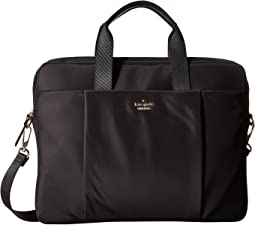 Kate Spade New York - Classic Nylon Laptop Commuter Bag Laptop Case