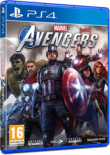 Marvel's Avengers - Playstation 4 (Edición Exclusiva Amazon)