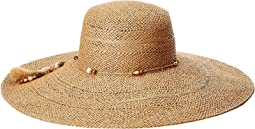 Sun Hat with Charms
