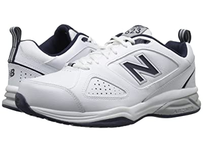 New Balance 623v3 (White/Navy) Men
