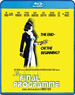 The Final Programme [Blu-ray]