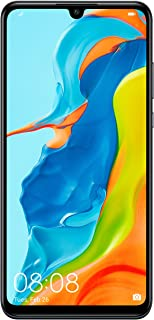 Huawei P30 Lite New Edition Dual Sim - 128 GB, 6 GB Ram, 4G LTE, Midnight Black, Mar-Lx1A