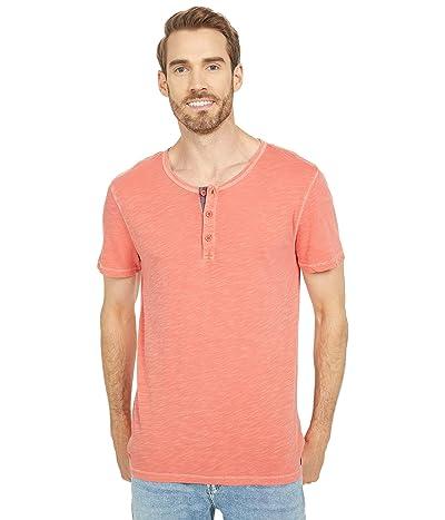 The Normal Brand Slub Short Sleeve Henley