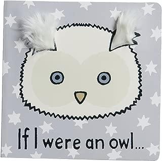 Jellycat Board Books, If I were an Owl