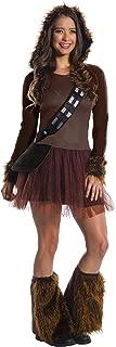 Rubie's Women's Standard Star Wars Classic Chewbacca, as as Shown Medium
