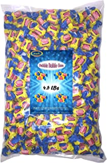 Dubble Bubble Gum 4.5 Lbs Original Flavor Individually Wrapped