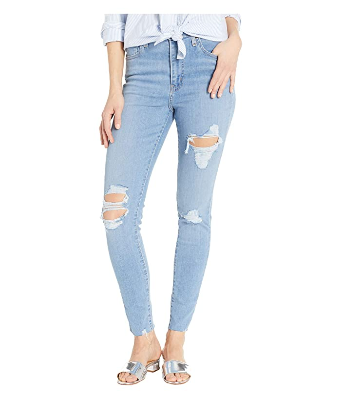 0131526dbe2 Levi's® Womens Mile High Super Skinny | Zappos.com