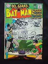 BATMAN No. 203, August 1968   The Secrets of the Batcave