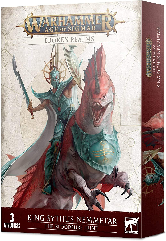Games Max 62% OFF Workshop Warhammer Age Direct store of The Broken Sigmar Bloodsu Realms
