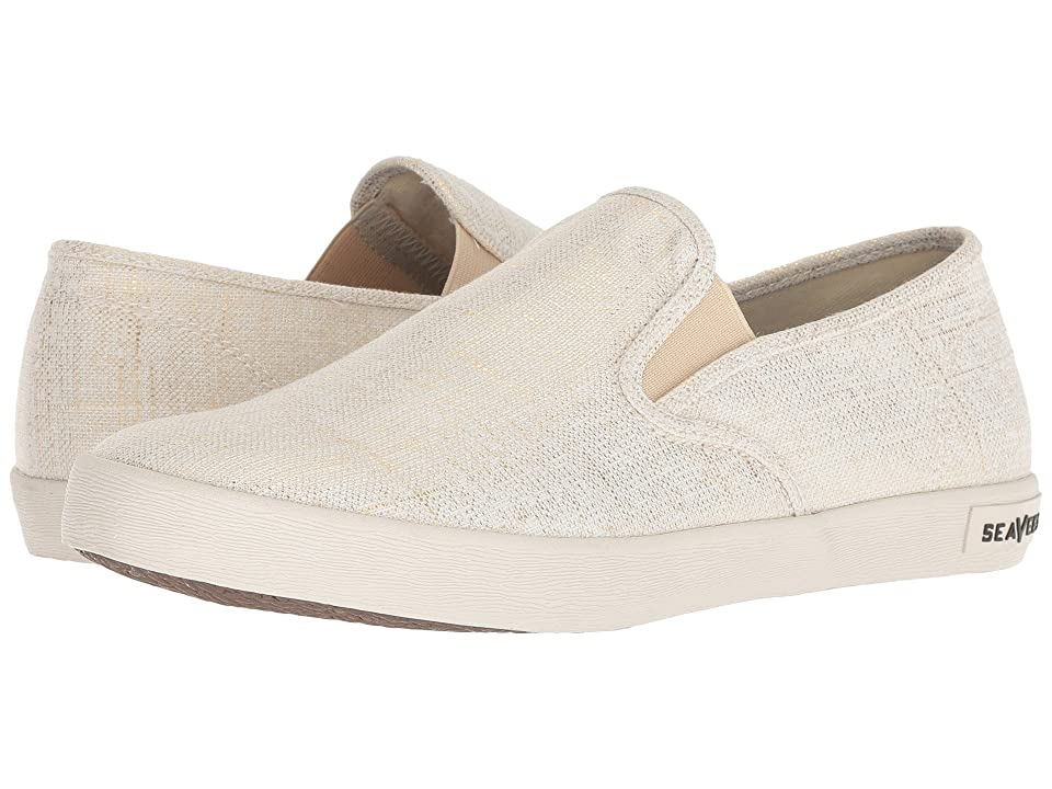 SeaVees Baja Slip-On Metallic (Gold) Women