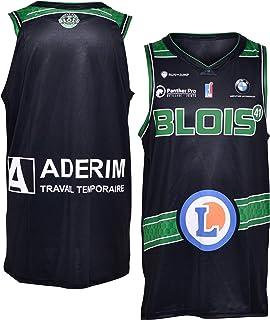 ADA Blois Offizielles Trikot Outdoor 2018-2019 Basketball Unisex