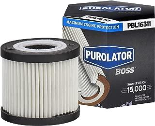 Purolator PBL16311 Black Single PurolatorBOSS Maximum Engine Protection Cartridge Oil Filter