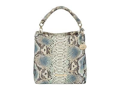 Brahmin Roxanne Mini Amelia Crossbody (Haven) Handbags